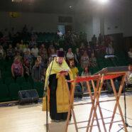 Состоялась церемония официального открытия VI Международного фестиваля православной и патриотической песни «Арзамасские купола»