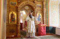 В Благовещенской церкви Спасо-Преображенского монастыря Арзамаса освящен Никольский придел