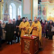 В Арзамасе молитвенно помянули почетного гражданина города Николая Щеголькова