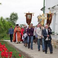 В Иоанно-Богословском храме Арзамаса встретили престольный праздник