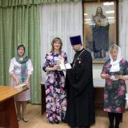 Состоялось вручение свидетельств выпускникам катехизаторских курсов благочиния города Арзамаса