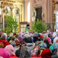 В День Святой Троицы торжественные богослужения совершены в храмах Арзамаса