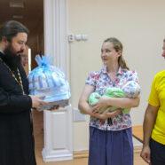 В благочинии города Арзамаса поздравили первую участницу проекта «Спаси жизнь»