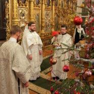 Светлый праздник Рождества Христова встретили в благочинии города Арзамаса