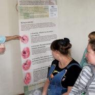 Будущие роженицы посетили занятия «Школы мам» при Арзамасском роддоме