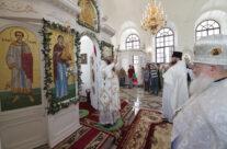 На Арзамасском подворье Дивеевского монастыря освящен новый придел