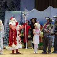 40 детей из благочиния города Арзамаса посетили архиерейские Рождественские ёлки