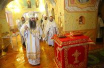 В Благовещенском соборе Спасо-Преображенского монастыря Арзамаса освящен придел в честь великомученицы Параскевы Пятницы