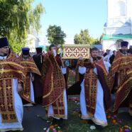 В Арзамас принесен ковчег с частицами мощей новомучеников и исповедников Церкви Русской