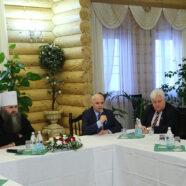 Митрополит Георгий провел встречу с руководством города Арзамаса