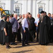 Митрополит Георгий посетил Арзамас в связи с подготовкой к визиту в город Святейшего Патриарха Кирилла
