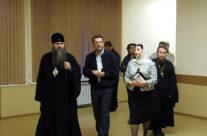 Митрополит Георгий посетил Арзамасскую православную гимназию