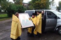 В Арзамас прибыла икона блаженной Матроны Московской с частицей ее святых мощей
