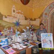 В Музее Русского Патриаршества проходит выставка работ школьников Арзамасского района