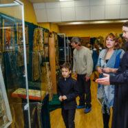 В литературном музее А. Гайдара состоялось торжественное закрытие выставки «Воскресенский собор – жемчужина России»