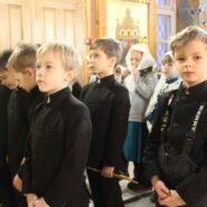 В храме в честь Владимирской иконы Божией Матери г.Арзамаса состоялся праздник первой исповеди
