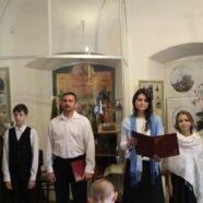 Пасхальный концерт для участников проекта «Я поведу тебя в музей…»