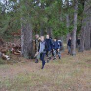 Воспитанники воскресной школы посетили поселок Прибрежное