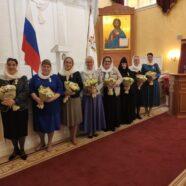 Директор Арзамасской православной гимназии награждена ведомственной наградой Министерства просвещения Российской Федерации.