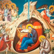 Рождественское поздравление благочинного округа города Арзамаса иерея Илии Трушкина